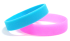 Silicone Wristbands - Glow in the Dark