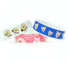 Tyvek 19mm Patterned Wristbands