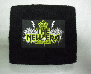 Screen Print Sweatband