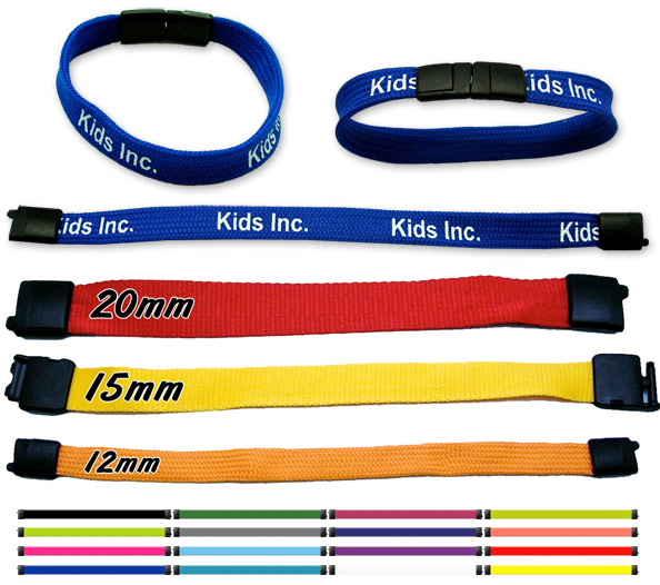 Message Bands - Printed