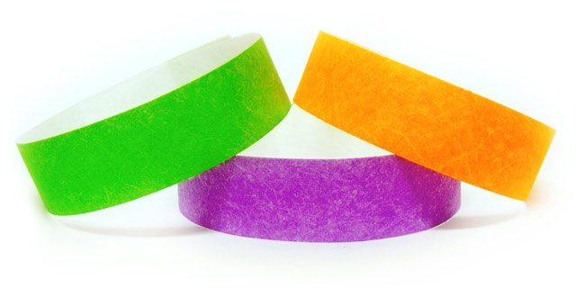 where to buy paper wristbands